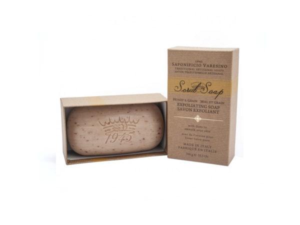 jabon-exfoliante-honeygrain